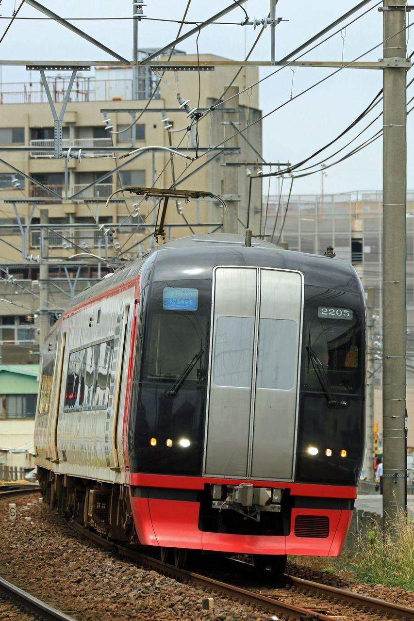 名古屋鉄道 2200系2205F