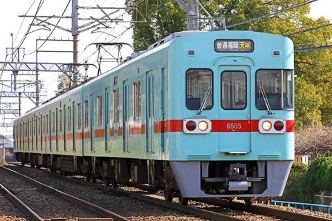 西日本鉄道 6000形6005F