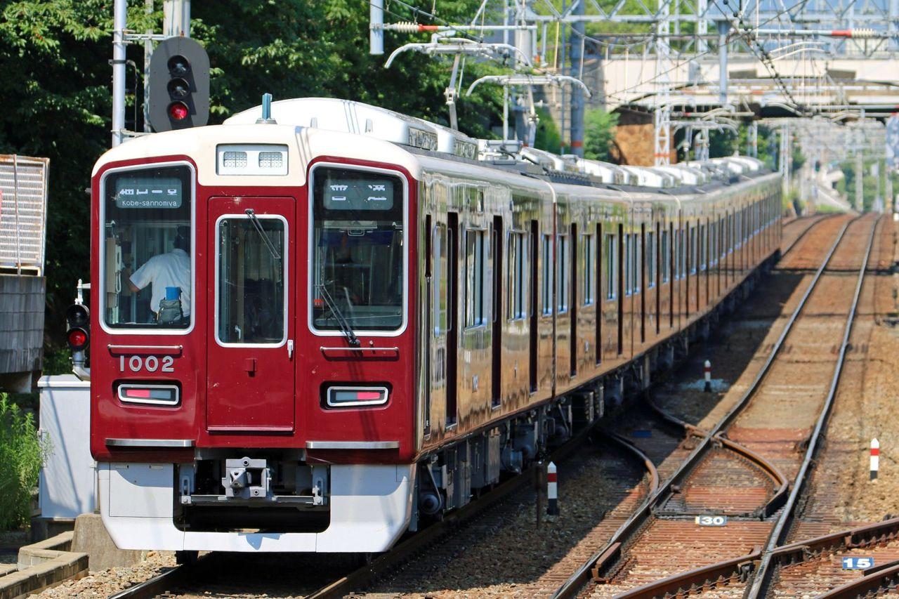 阪急電鉄 1000系1002F