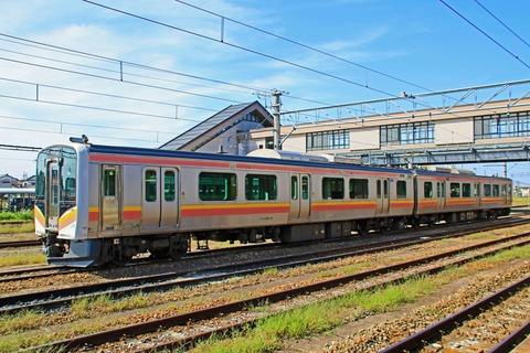 JR東日本 E129系100番台A11編成