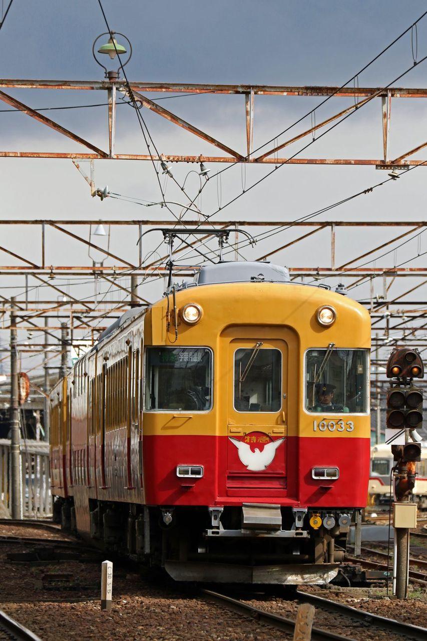 富山地方鉄道 モハ10030形10033編成 「ダブルデッカーエキスプレス」