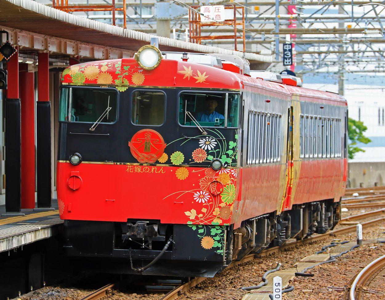 JR西日本 キハ40系48形 特急「花嫁のれん」その1