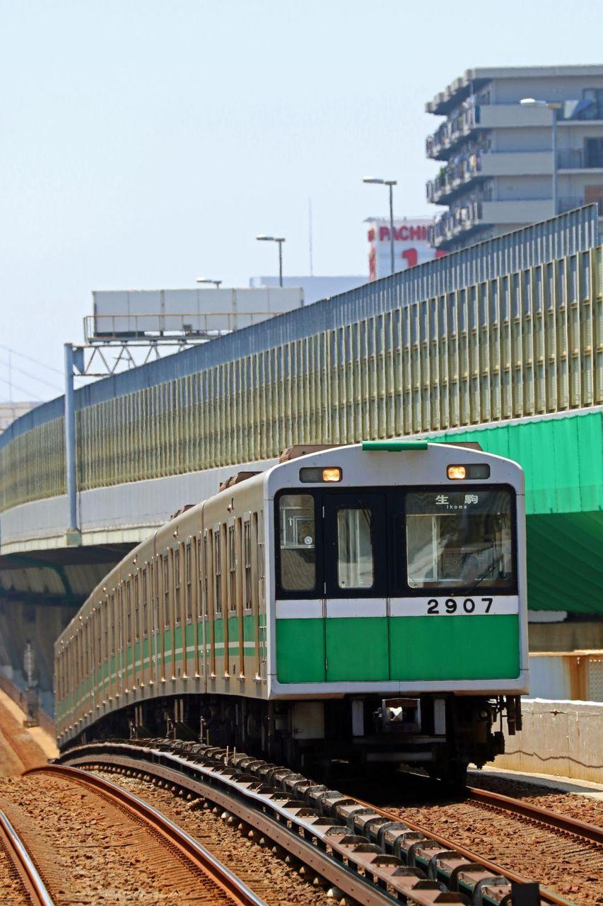 大阪市営地下鉄 中央線 20系2607編成