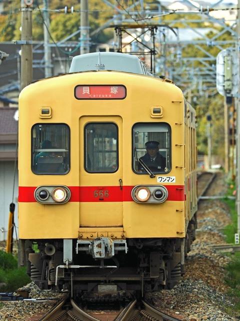 西日本鉄道 600形616F