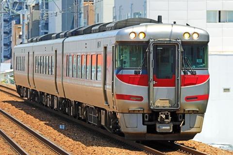 JR西日本 キハ189系H2編成 「はまかぜ」