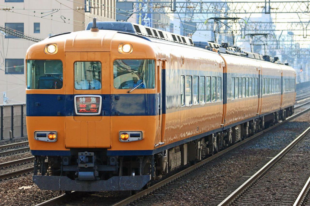 近畿日本鉄道 12410系12411F NN11編成