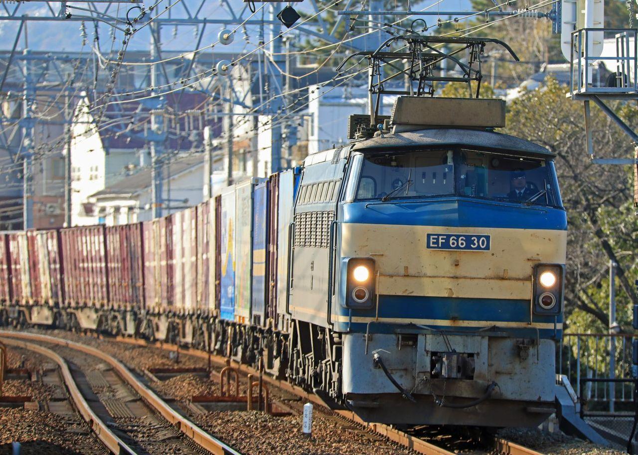 JR貨物 EF66-30号機