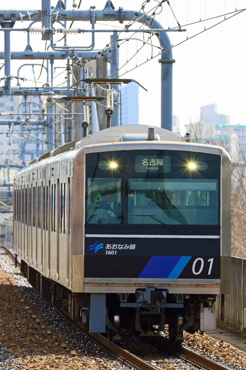 名古屋臨海高速鉄道 1000形第1編成