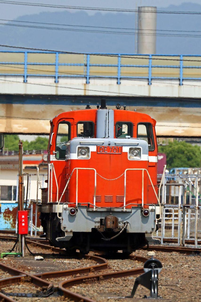 水島臨海鉄道 DE70形 701号機