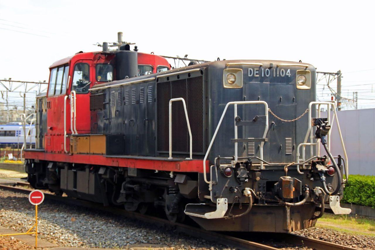 嵯峨野観光鉄道 DE10-1104号機