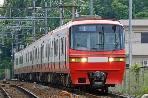 名古屋鉄道 1200系1111F「パノラマsuper」