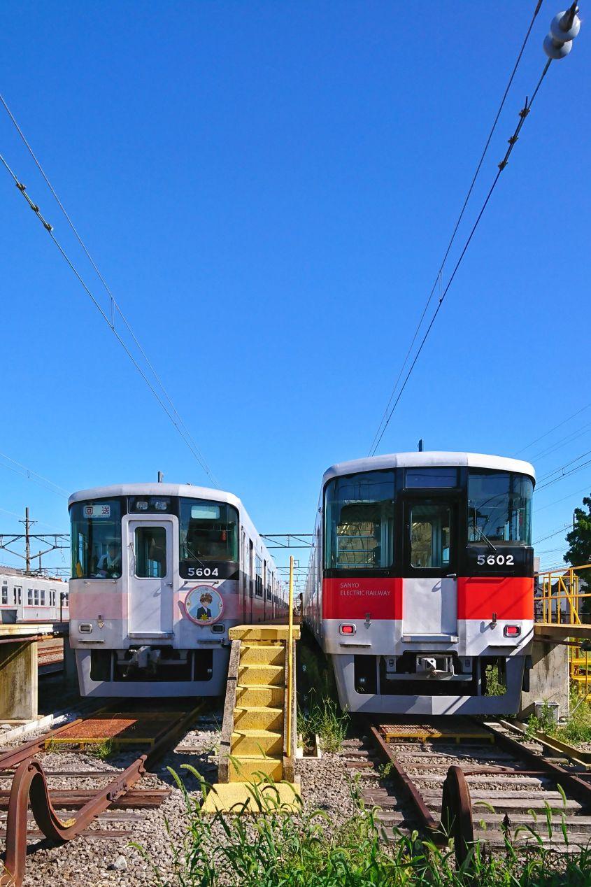 山陽電気鉄道 5000系5702F