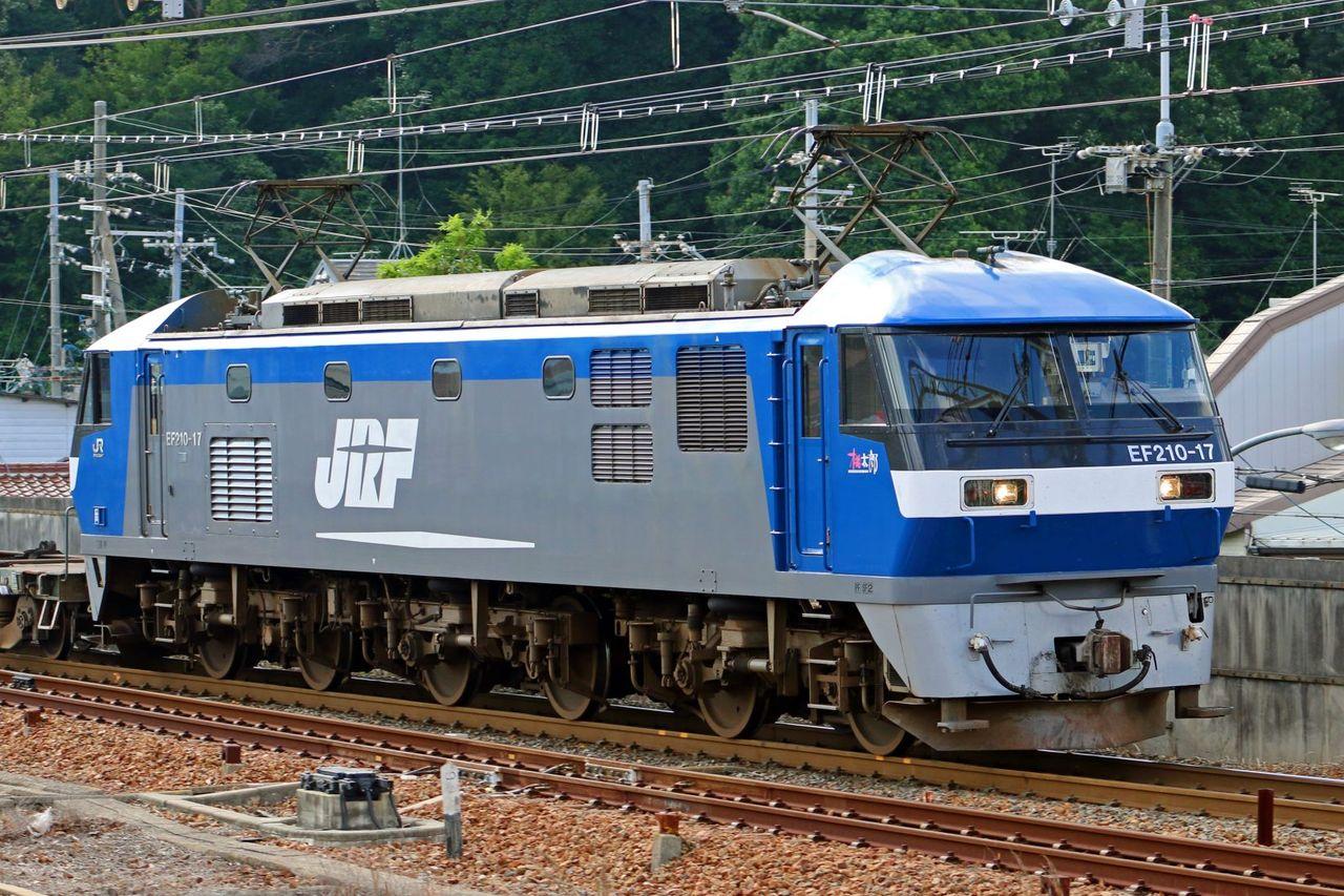 JR貨物 EF210-17号機