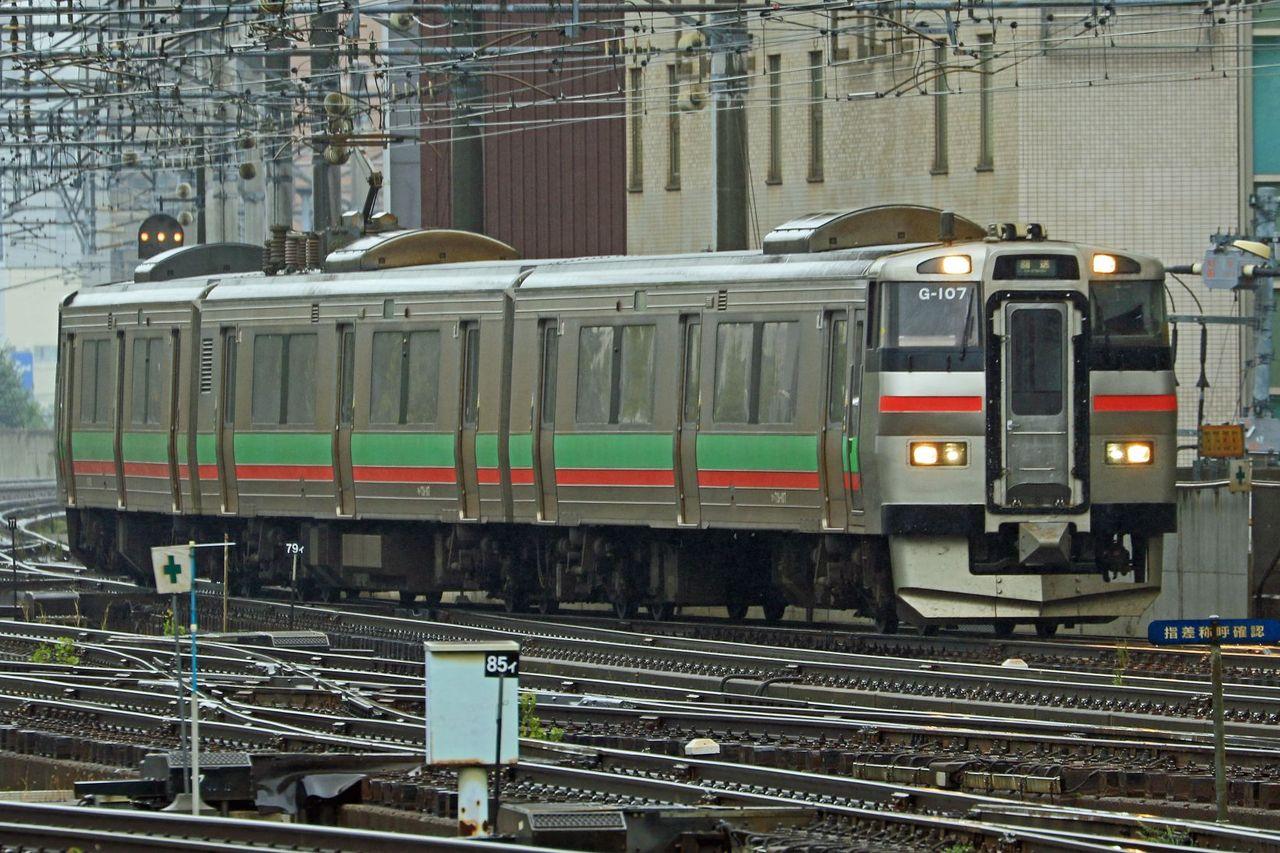 JR北海道 731系G107編成