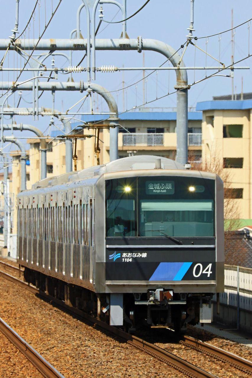 名古屋臨海高速鉄道 1000形第4編成