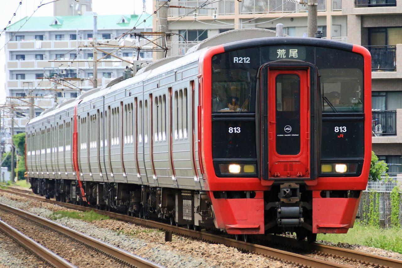 JR九州 813系200番台Rm212+Rm232編成