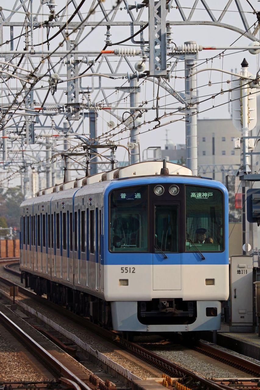 阪神電気鉄道 5500系5511F