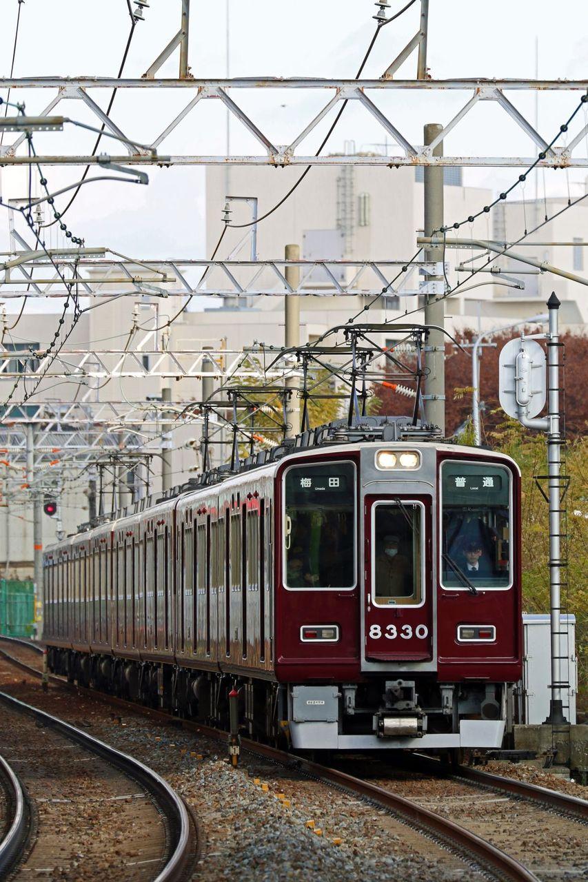阪急電鉄 8300系8330F+8310F