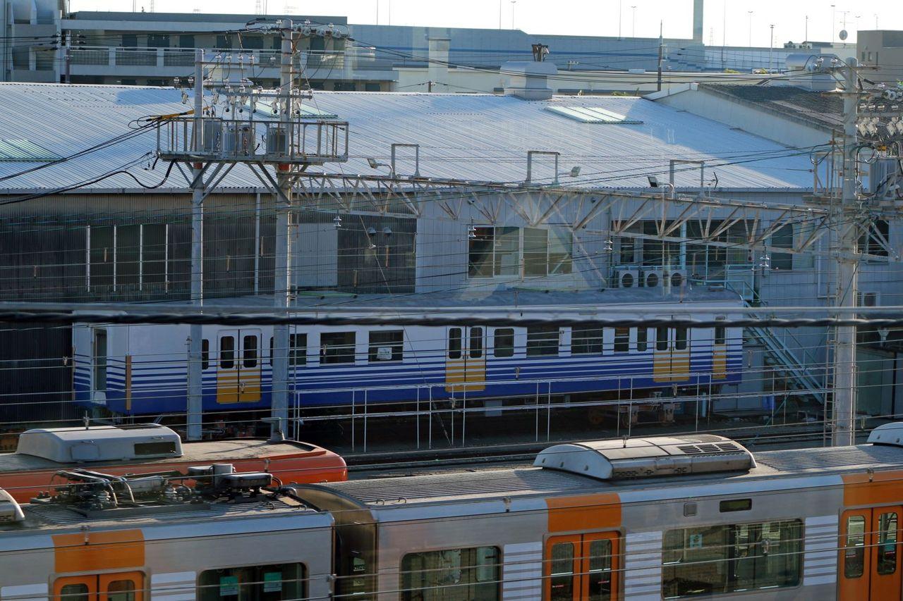 えちぜん鉄道 MC7000形 7012号車
