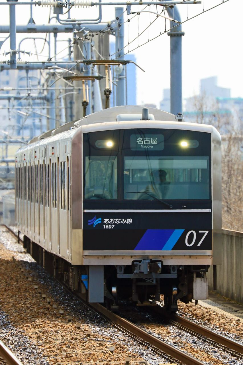 名古屋臨海高速鉄道 1000形第7編成