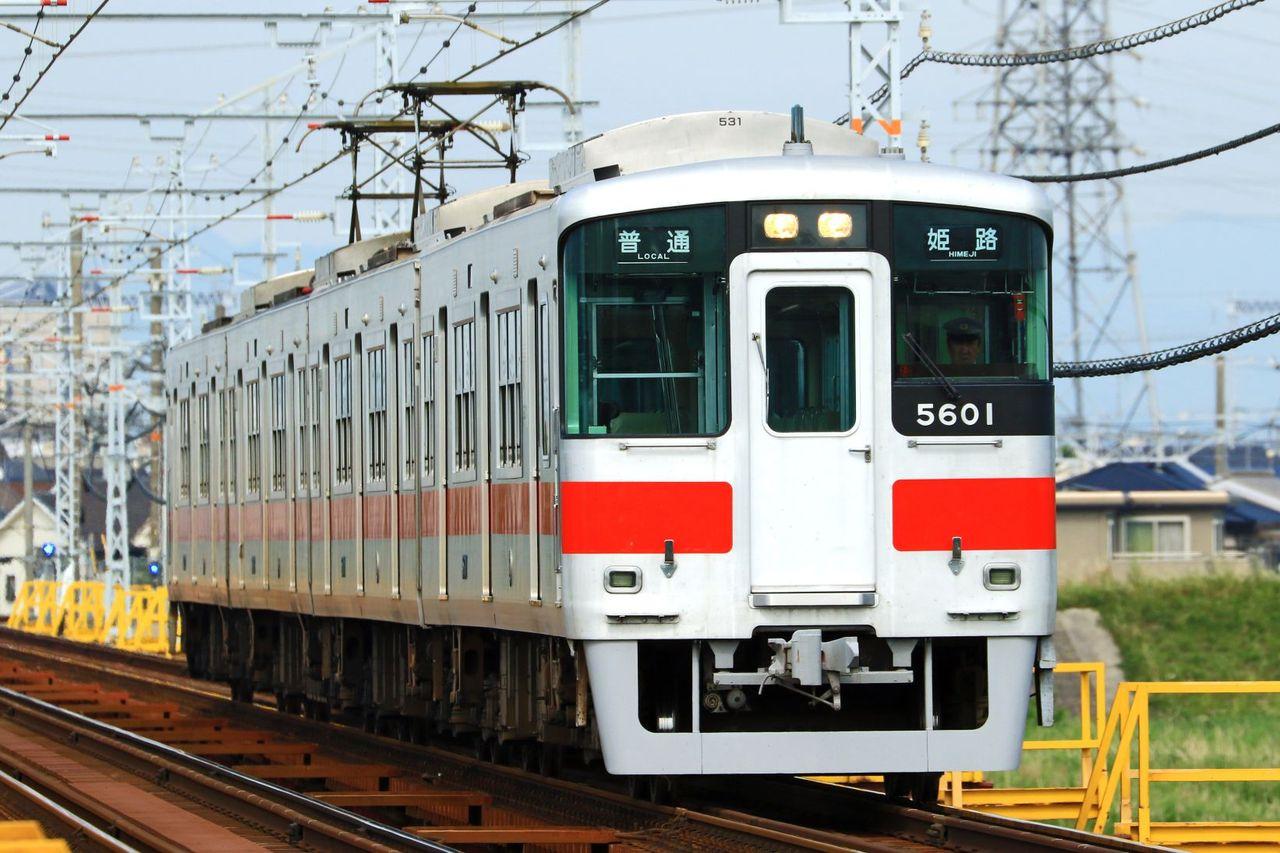 山陽電気鉄道 5000系5002F