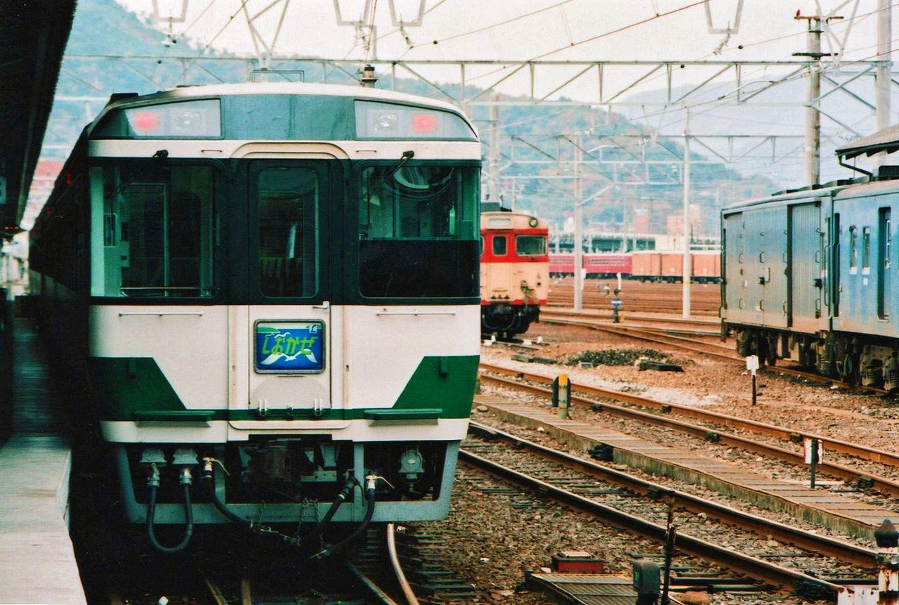 日本国有鉄道 キハ185系 L特急「しおかぜ」