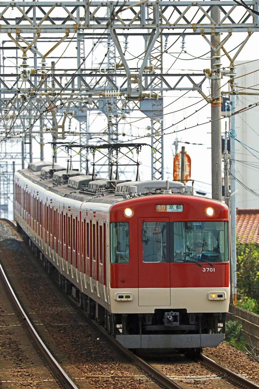 近畿日本鉄道 3200系3701F KL01編成