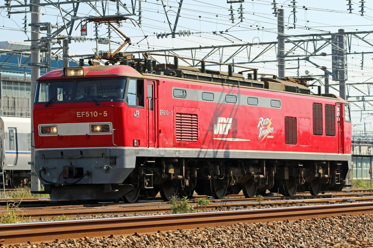 JR貨物 EF510-5号機