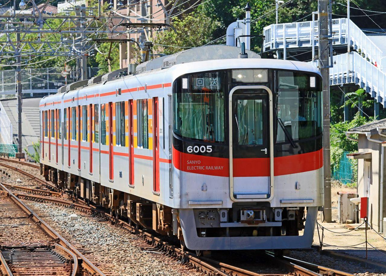 山陽電気鉄道 6000系6005F