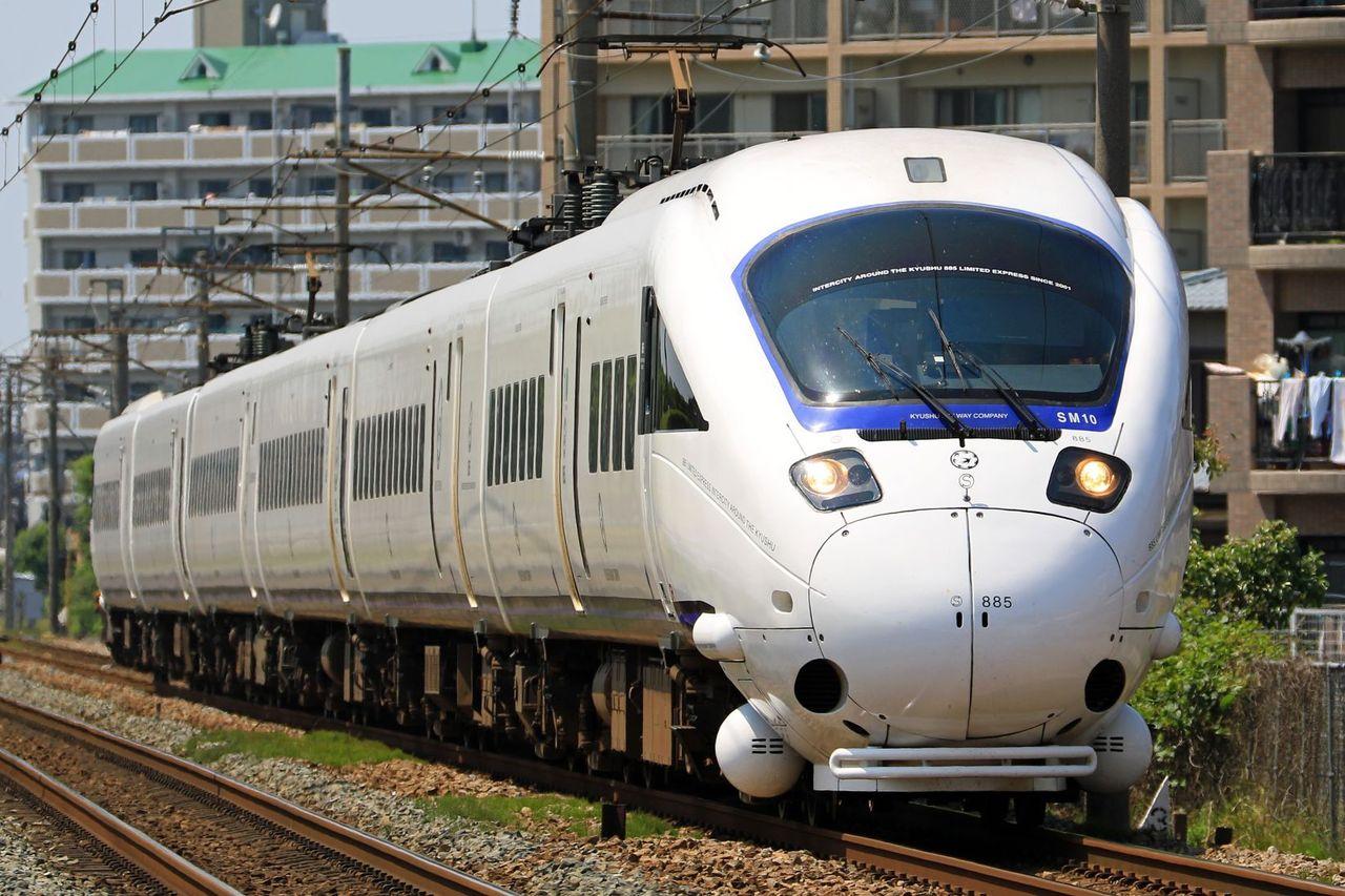 JR九州 885系SM10編成