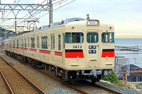 山陽電気鉄道 3000系3026F まもなく引退