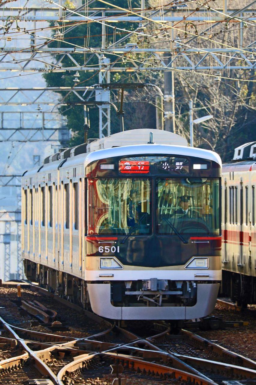 神戸電鉄 6500系6501F