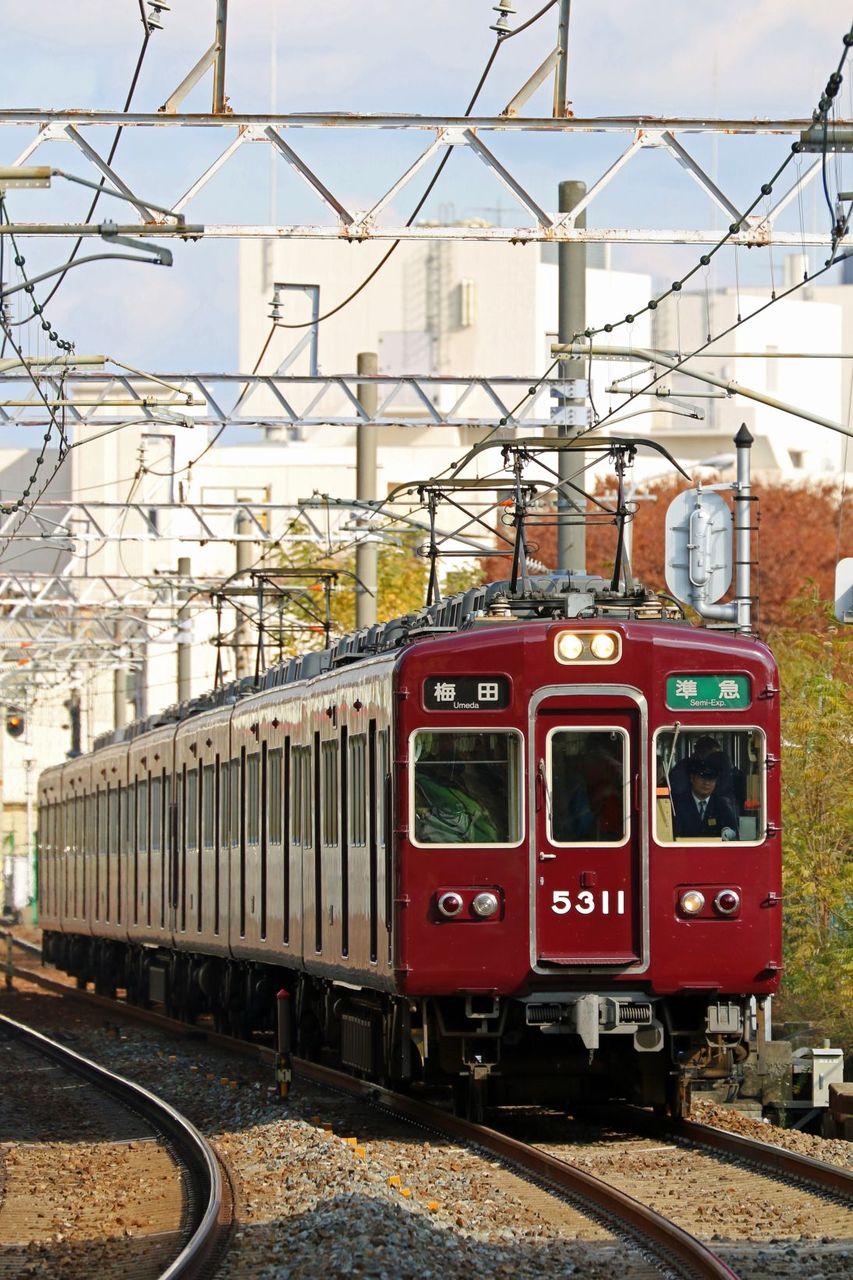 阪急電鉄 5300系5311F