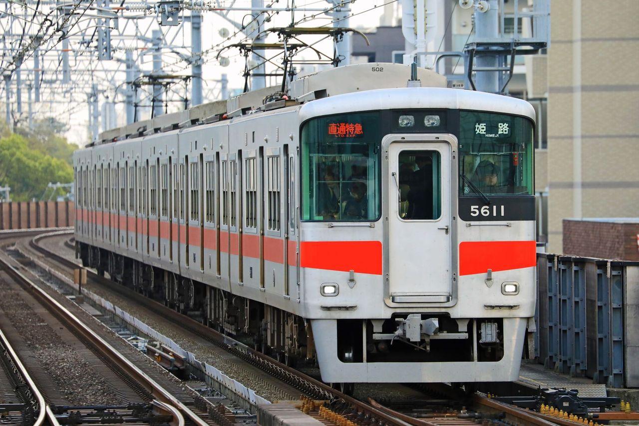 山陽電気鉄道 5000系5022F