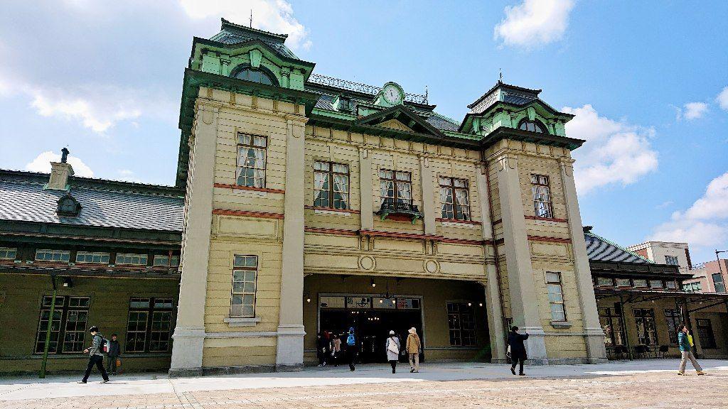 JR九州 門司港駅。