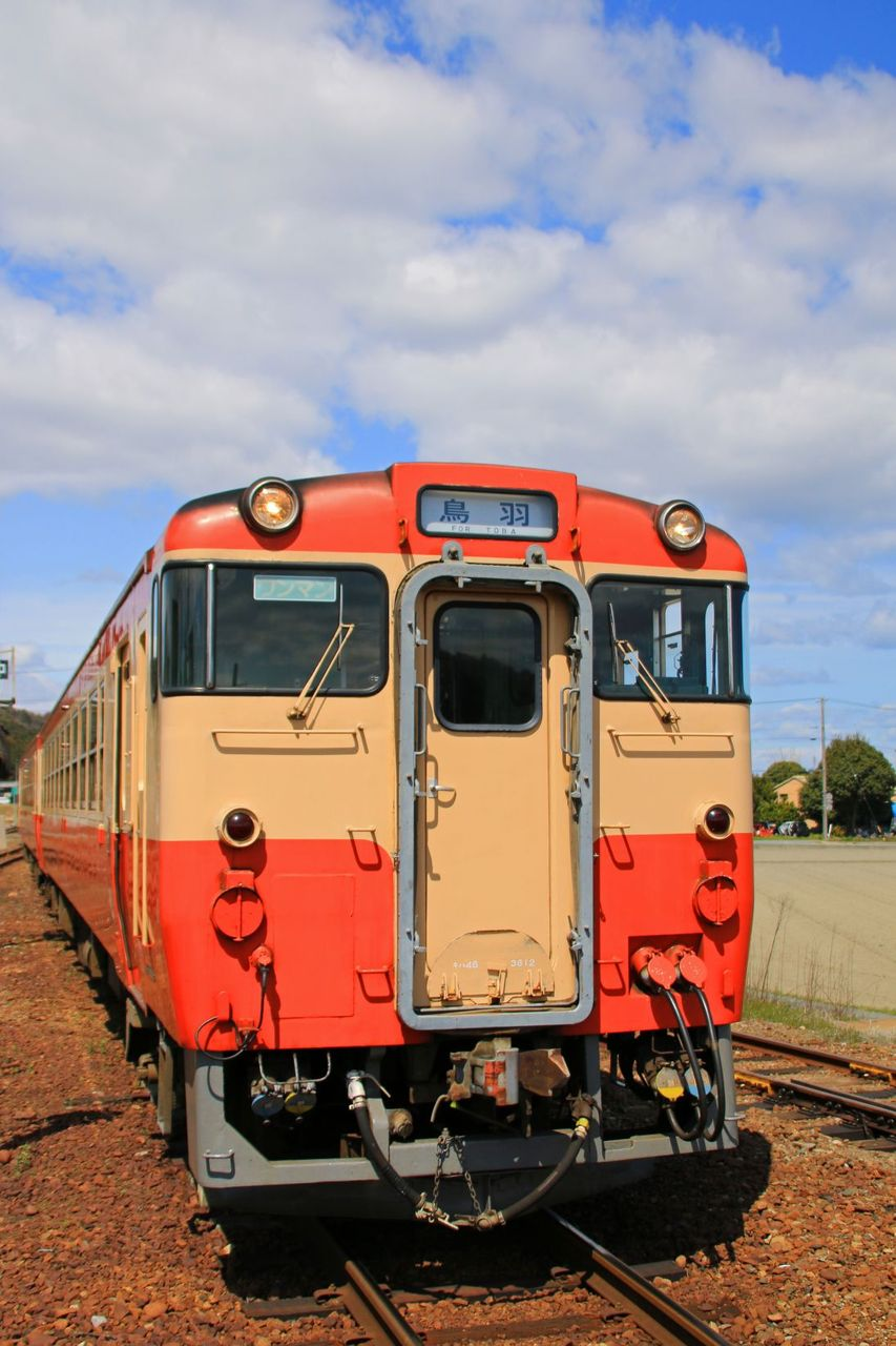JR東海 キハ48-6812+キハ48-3612(国鉄一般型気動車標準色ふう)