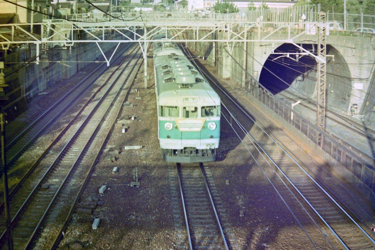 日本国有鉄道 153系 快速運用