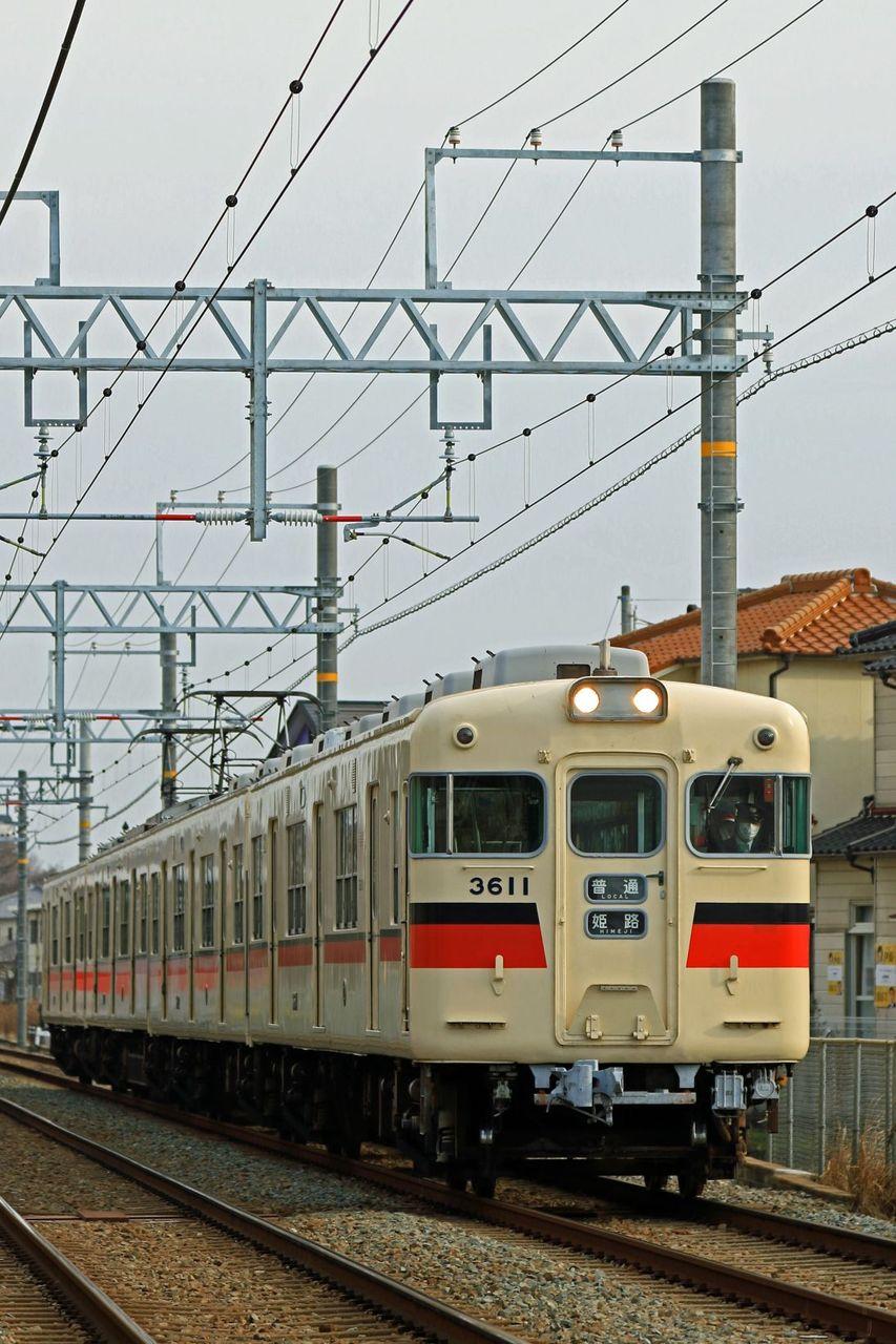 山陽電気鉄道 3000系3022F