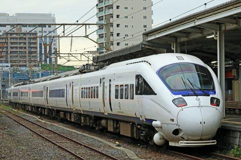 JR九州 885系SM11編成 特急「かもめ」