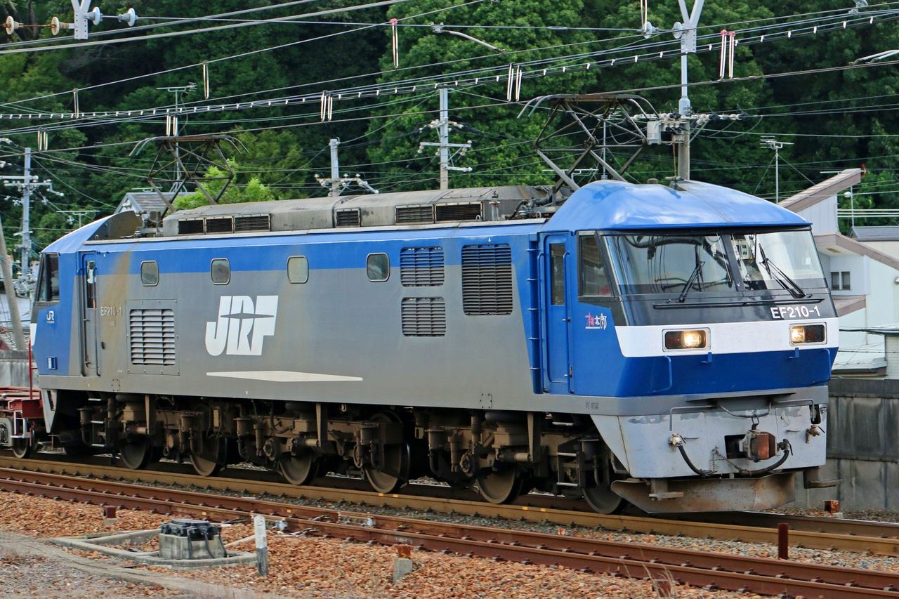 JR貨物 EF210-1号機