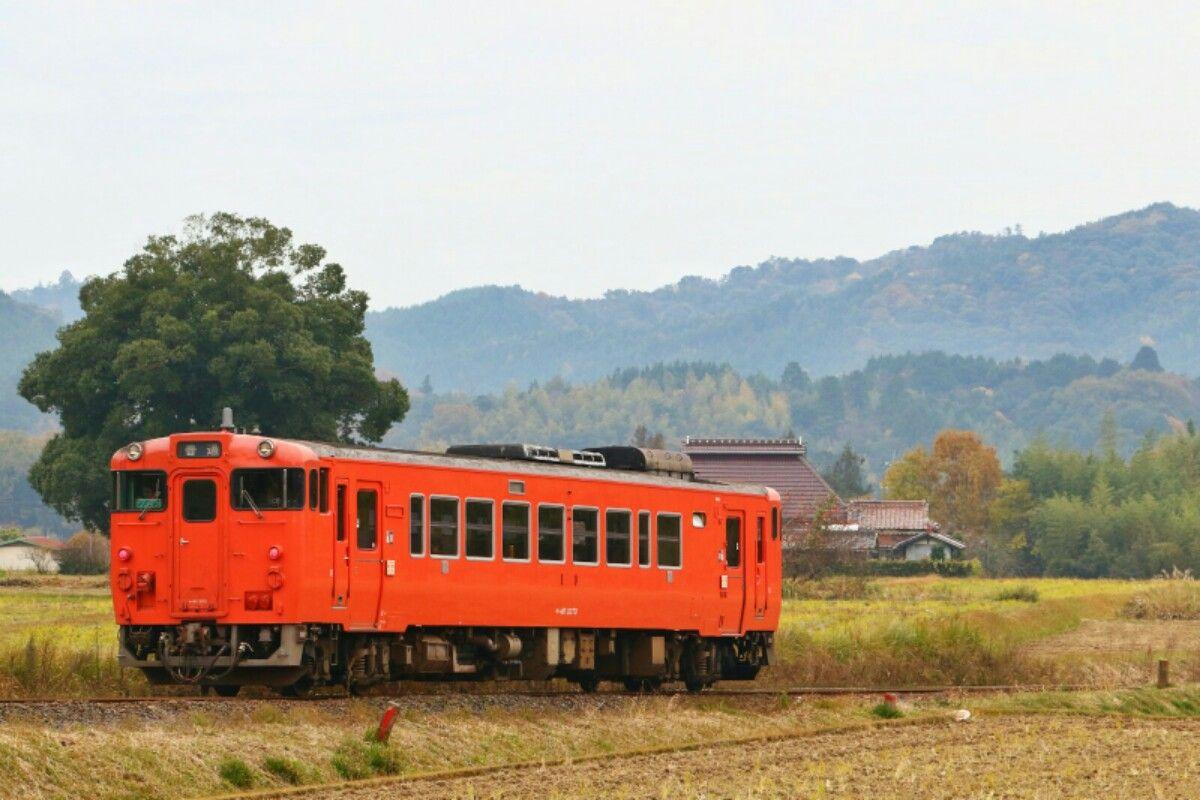 JR西日本 キハ40-2070 首都圏色