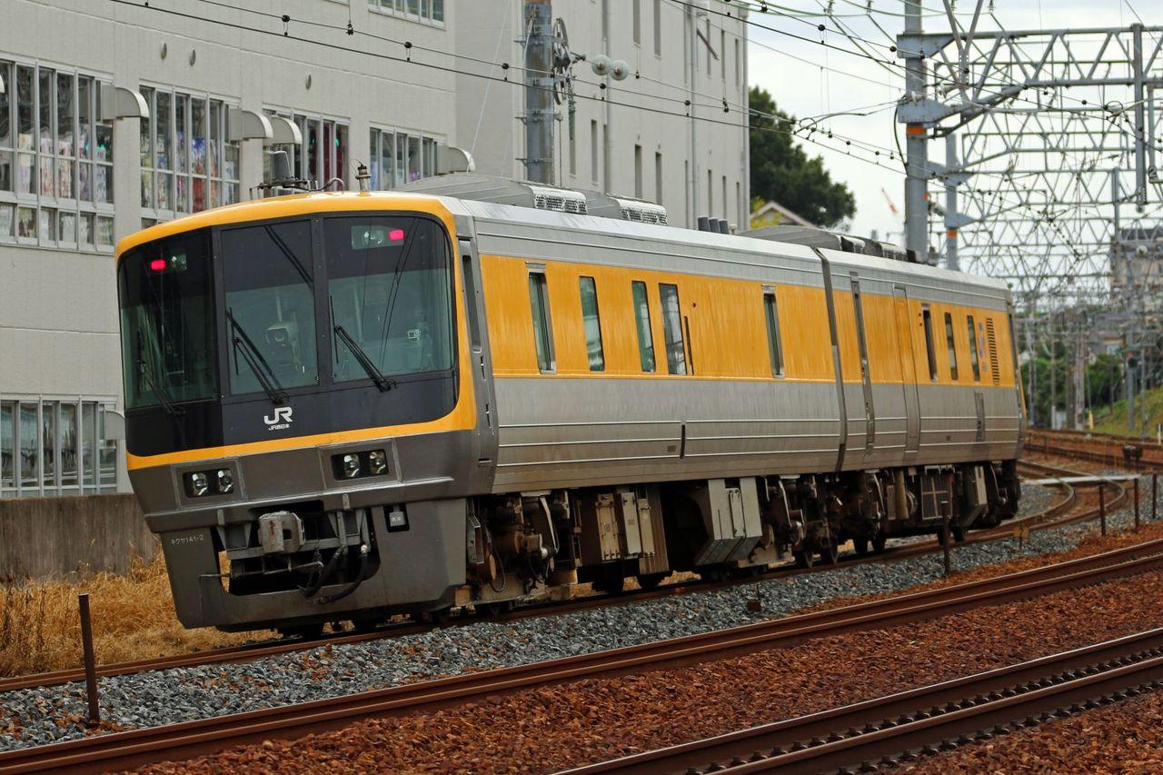 JR西日本 キヤ141形 事業用気動車 第2編成