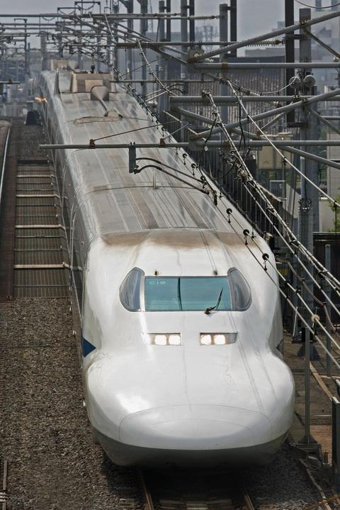 JR東海 700系新幹線 C19編成