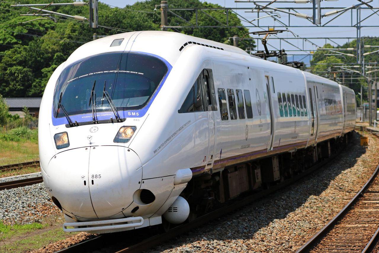 JR九州 885系SM5編成
