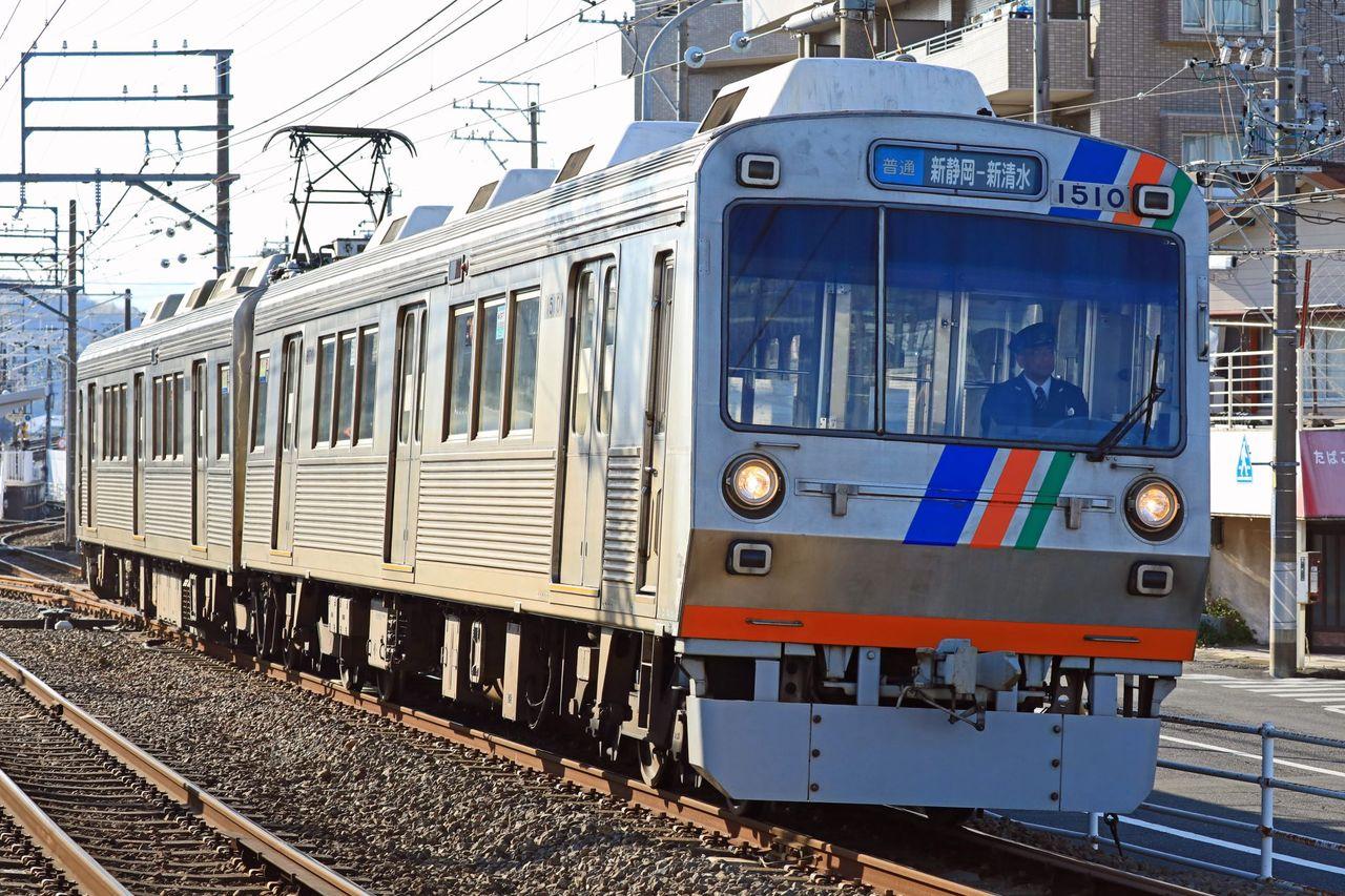 静岡鉄道 1000形1010編成