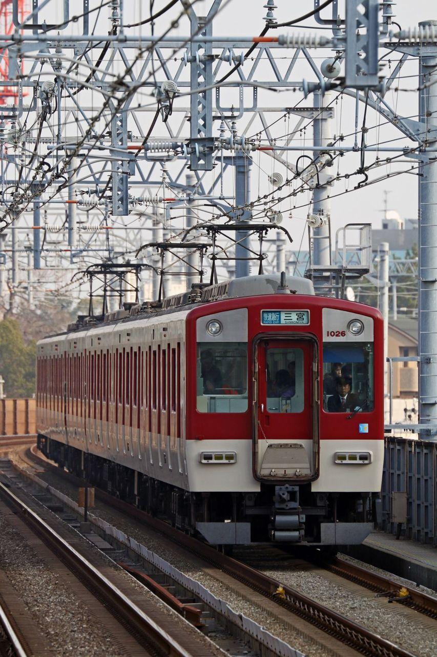 近畿日本鉄道 1026系1026F