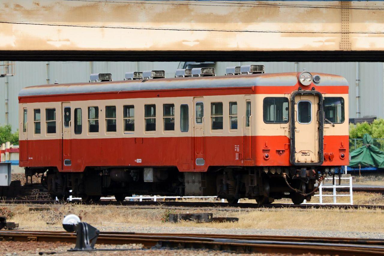 水島臨海鉄道 キハ203 国鉄色