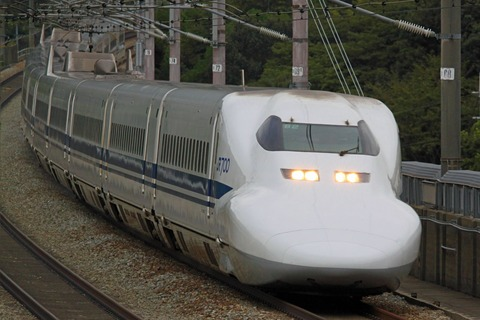 JR西日本 700系新幹線 B2編成