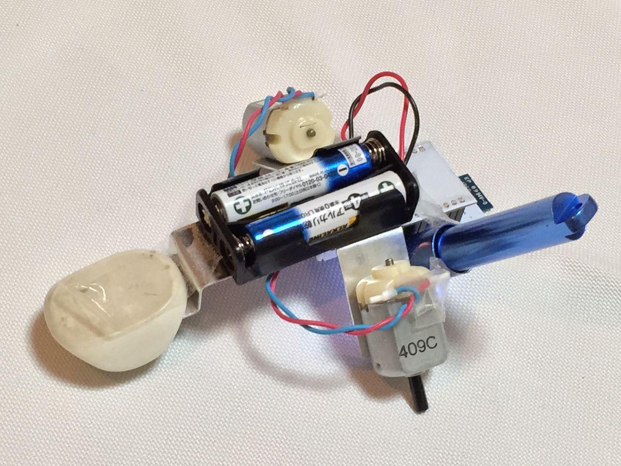 Noanoa mi100 for Best dc motors for robots