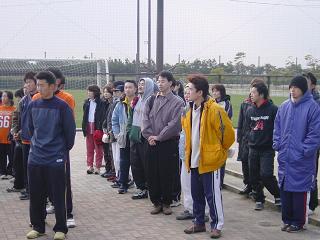 J-Flag2003開会式